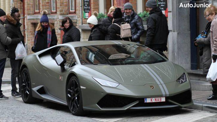 Lamborghini Sesto Elemento Je Na Prodej Ma Najeto Jen 198