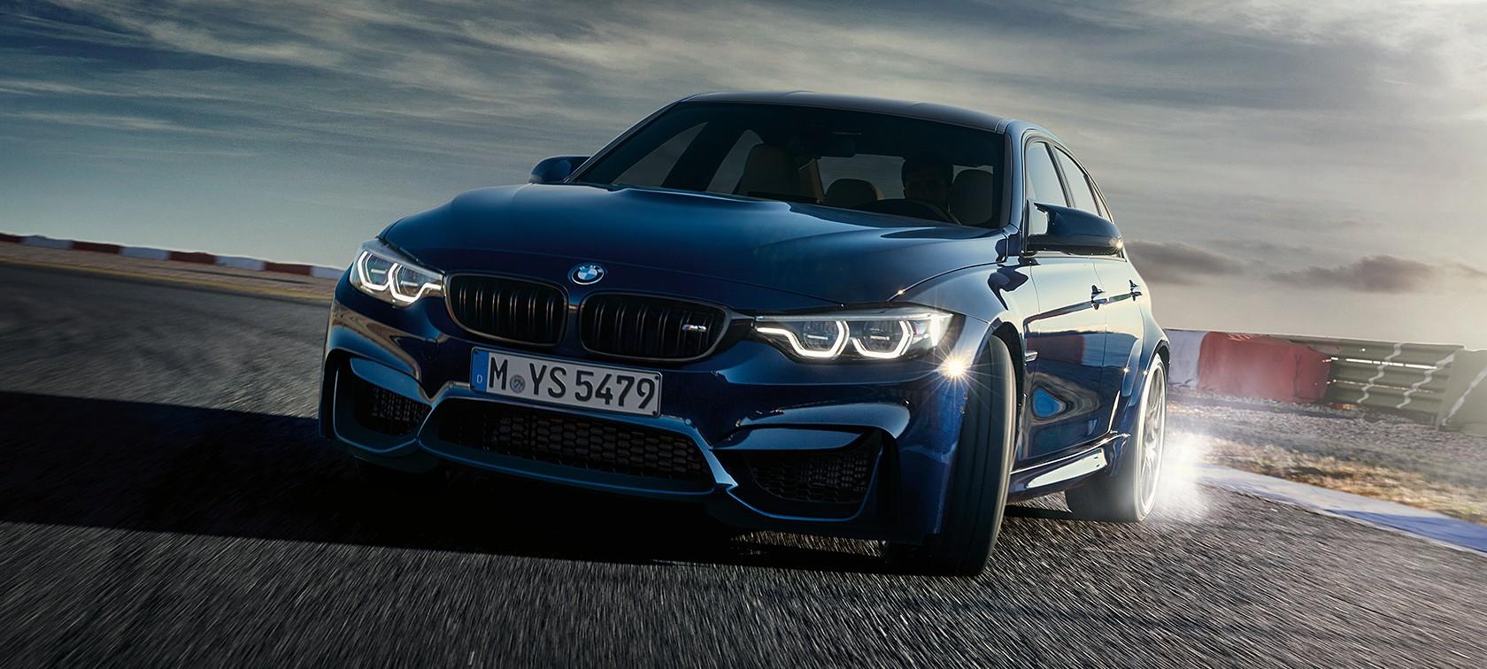 Fotogalerie BMW M3 predcasne skonci 2018