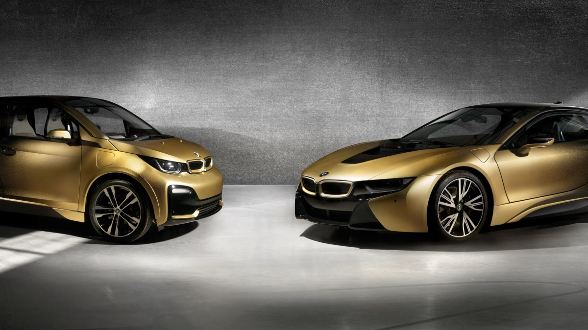 BMW I8 And I3 Starlight Edition: Czech Unique Cars Go To Auction For A Good  Thing. The Opening Price Will Drop You!