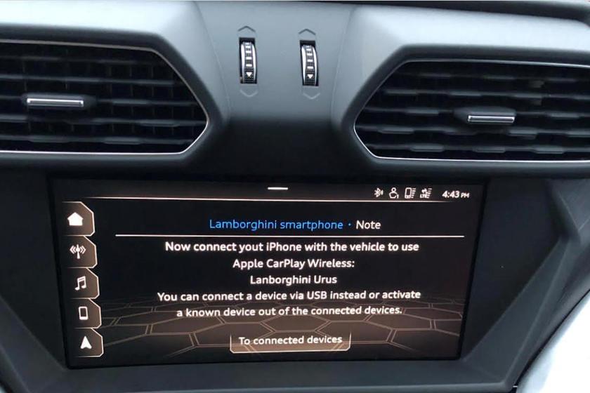 Lamborghini Urus trápí softwarové chybky