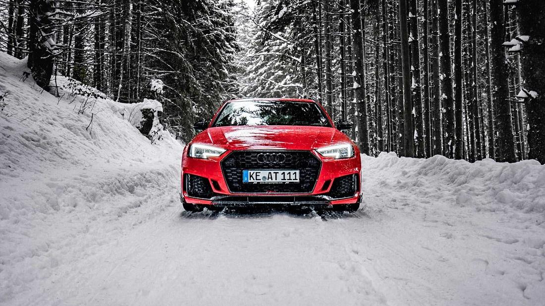 Audi RS4 od ABT