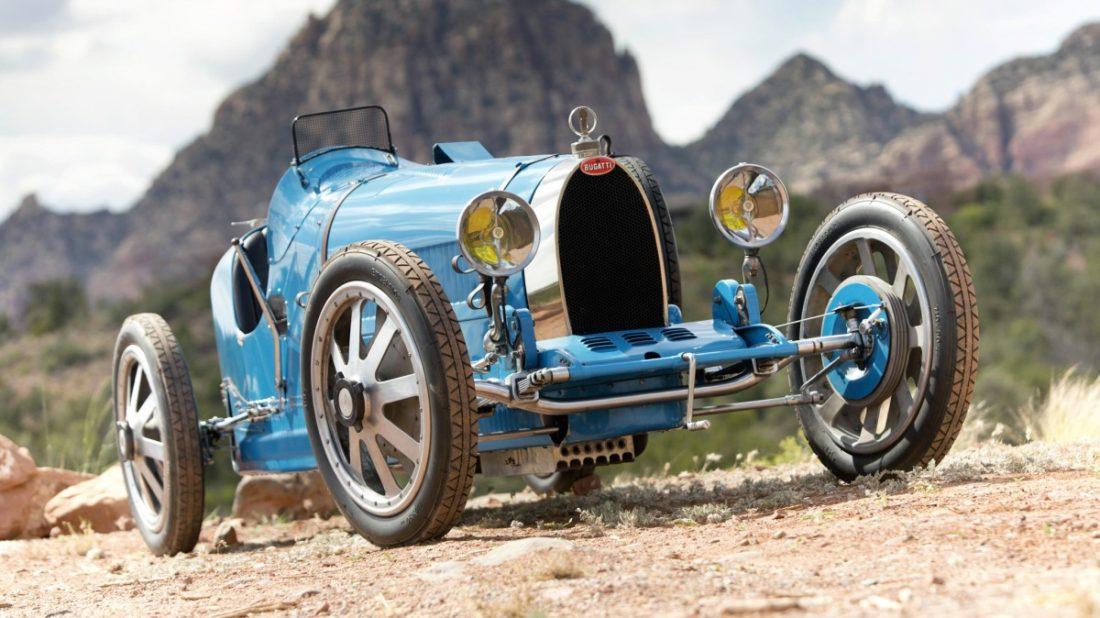 Bugatti slaví 110 let a vy můžete být u toho! Historické modely putují  Českem 7503921b28