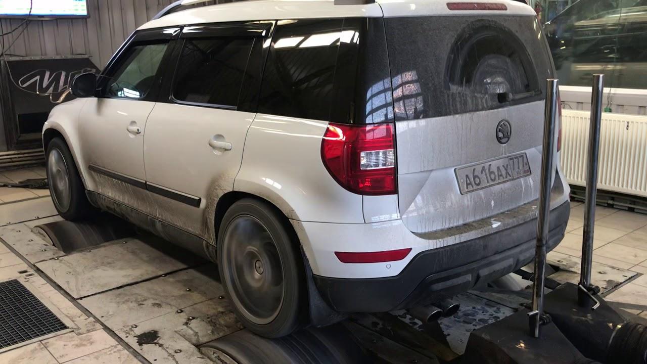 Šílení Rusové dostali do Škody Yeti motor zostré Audi