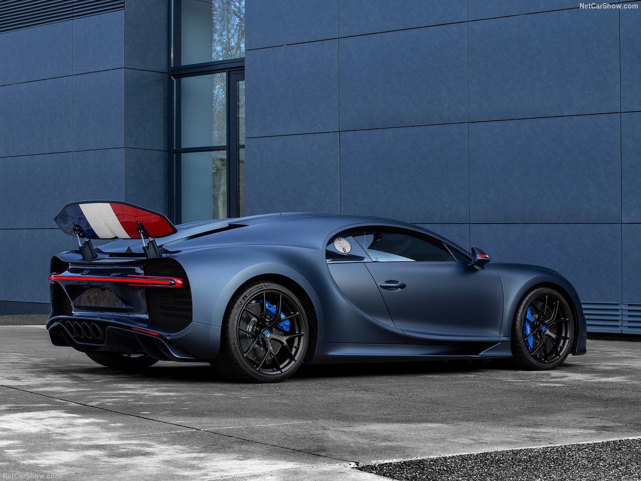 Bugatti vŽenevě představí jednokusovou limitku