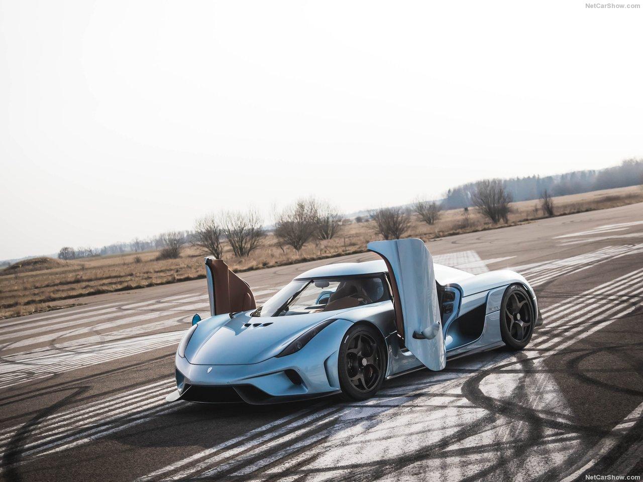 Příští Koenigsegg představí motor bez vačkové hřídele