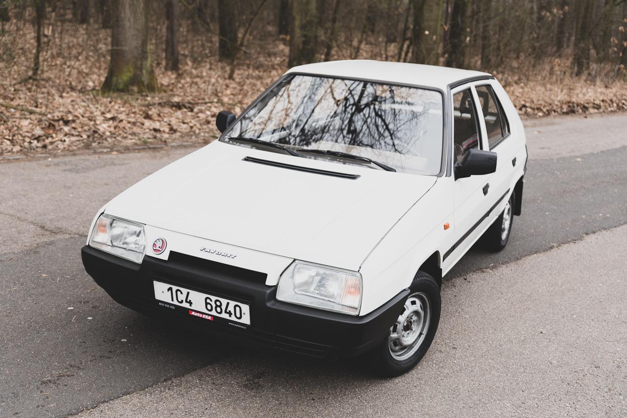 Škoda Favorit 136L