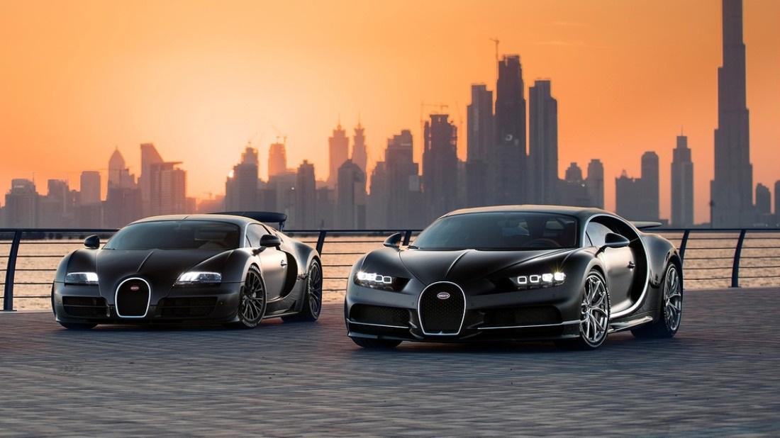 Bugatti Veyron aChiron