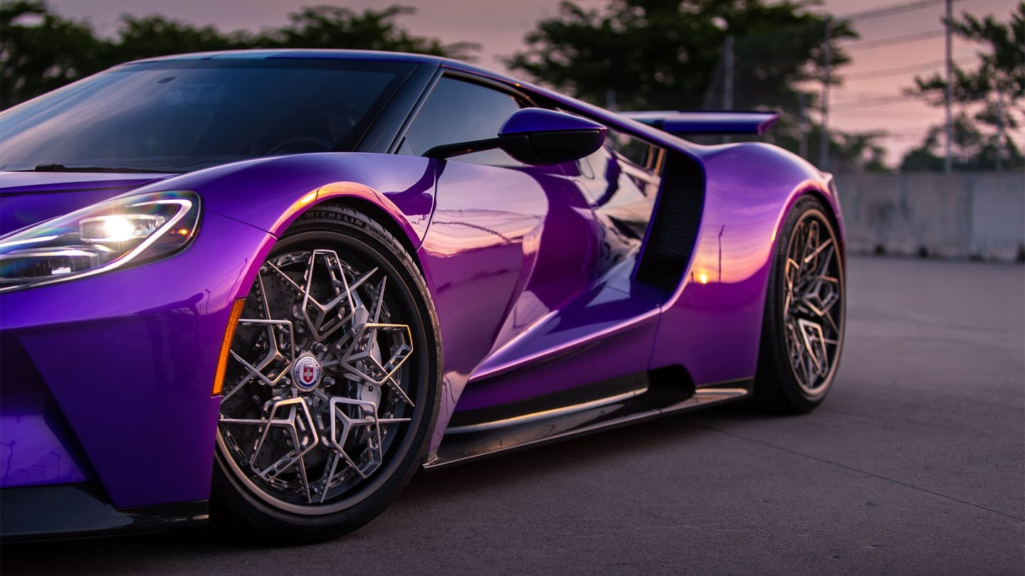 Ford GT HRE3D+