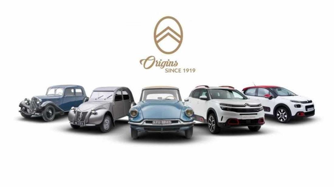Citroën slaví 100 let