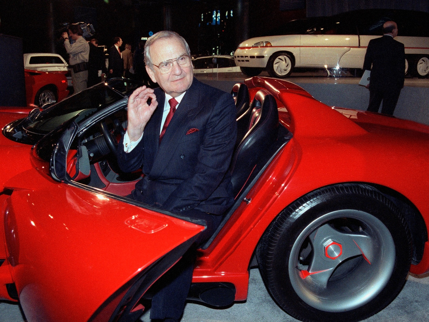 """Anthony """"Lee"""" Iacocca"""