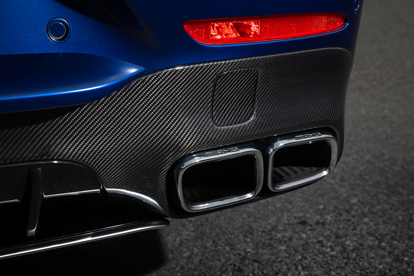 Mercedes-AMG GT 63 S4Matic+ 4dveřové kupé