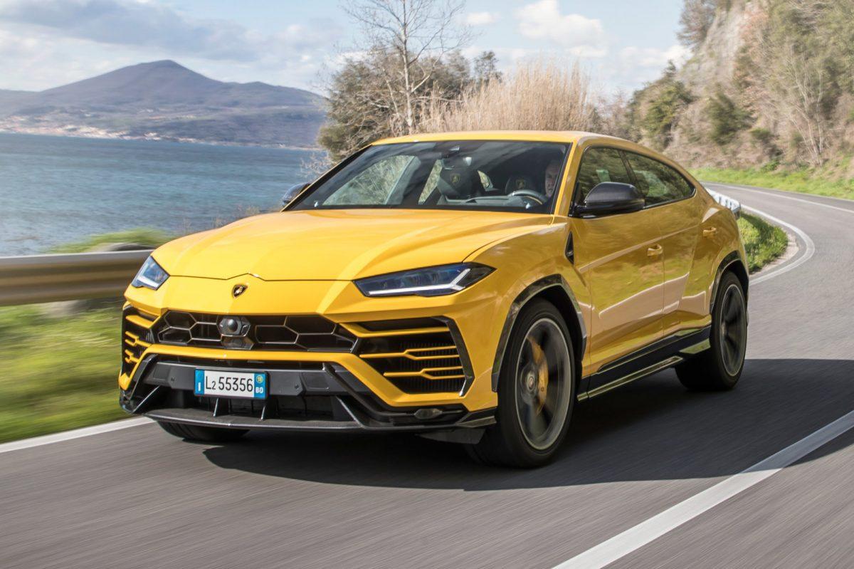 Lamborghini Urus je nejprodávanějším modelem značky