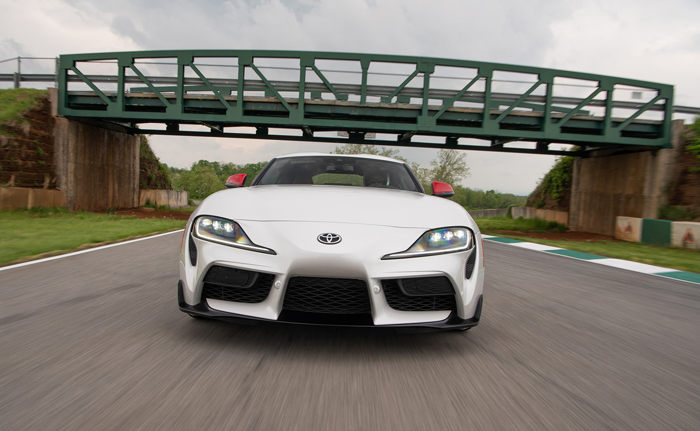 Toyota GR Supra Launch Edition