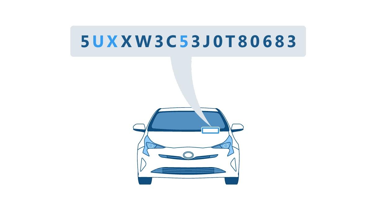 Až 68% inzerátů neuvádí VIN vozidla