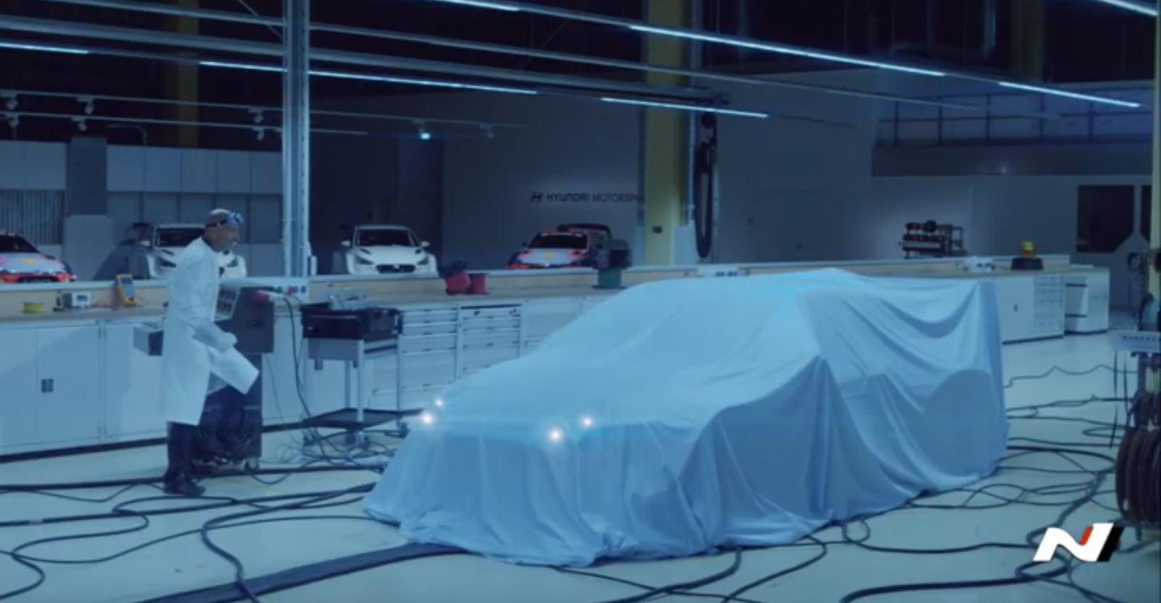 Hyundai láká na nový elektrický závodní speciál
