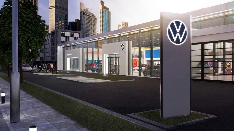 Takto bude vypadat brzy každé dealerství VW