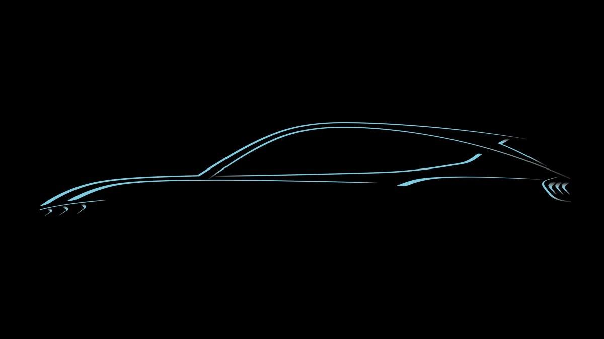 Ford odhaluje nové elektrické SUV