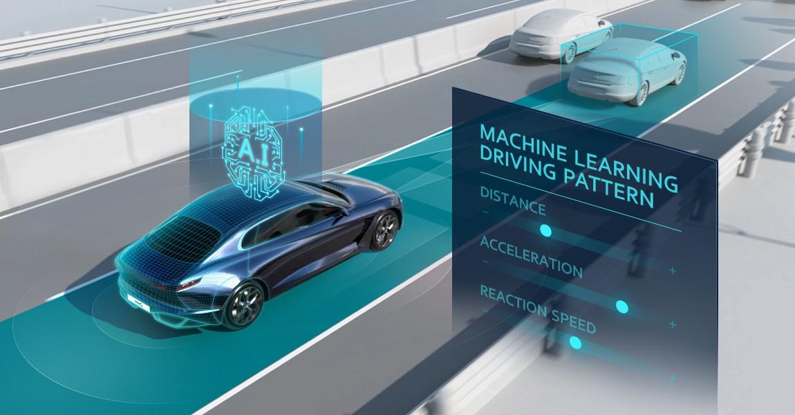 Hyundai vyvíjí chytrý tempomat, který se sám učí jízdním zvyklostem řidiče