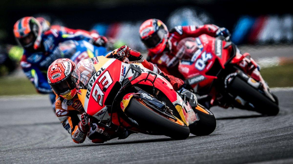 MotoGP zavítá do Maďarska