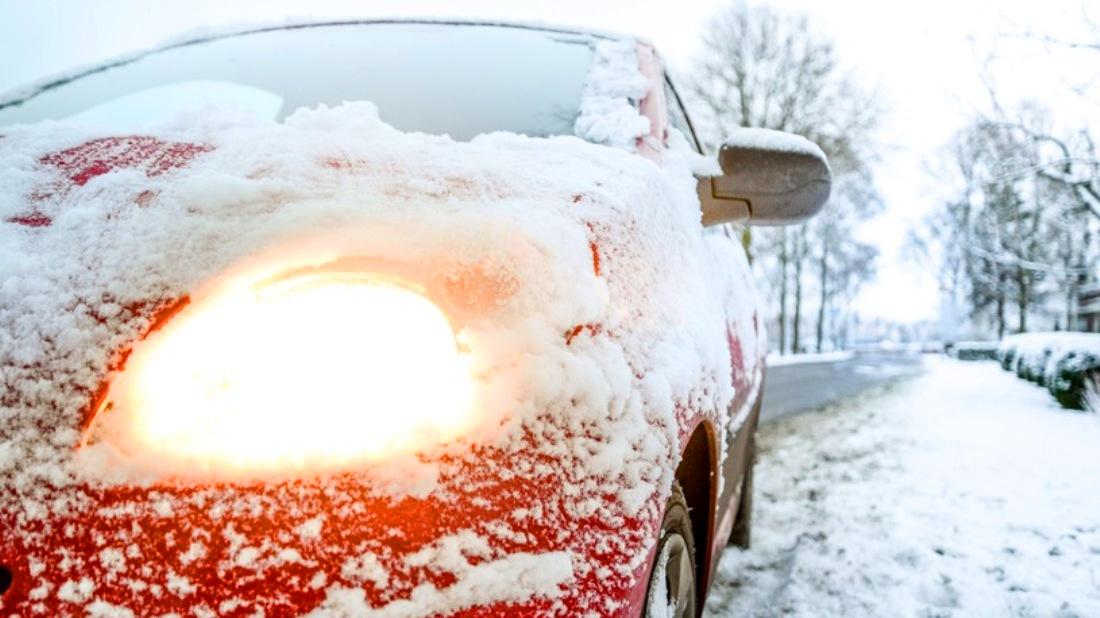 Vyvracíme zimní mýty řidičů