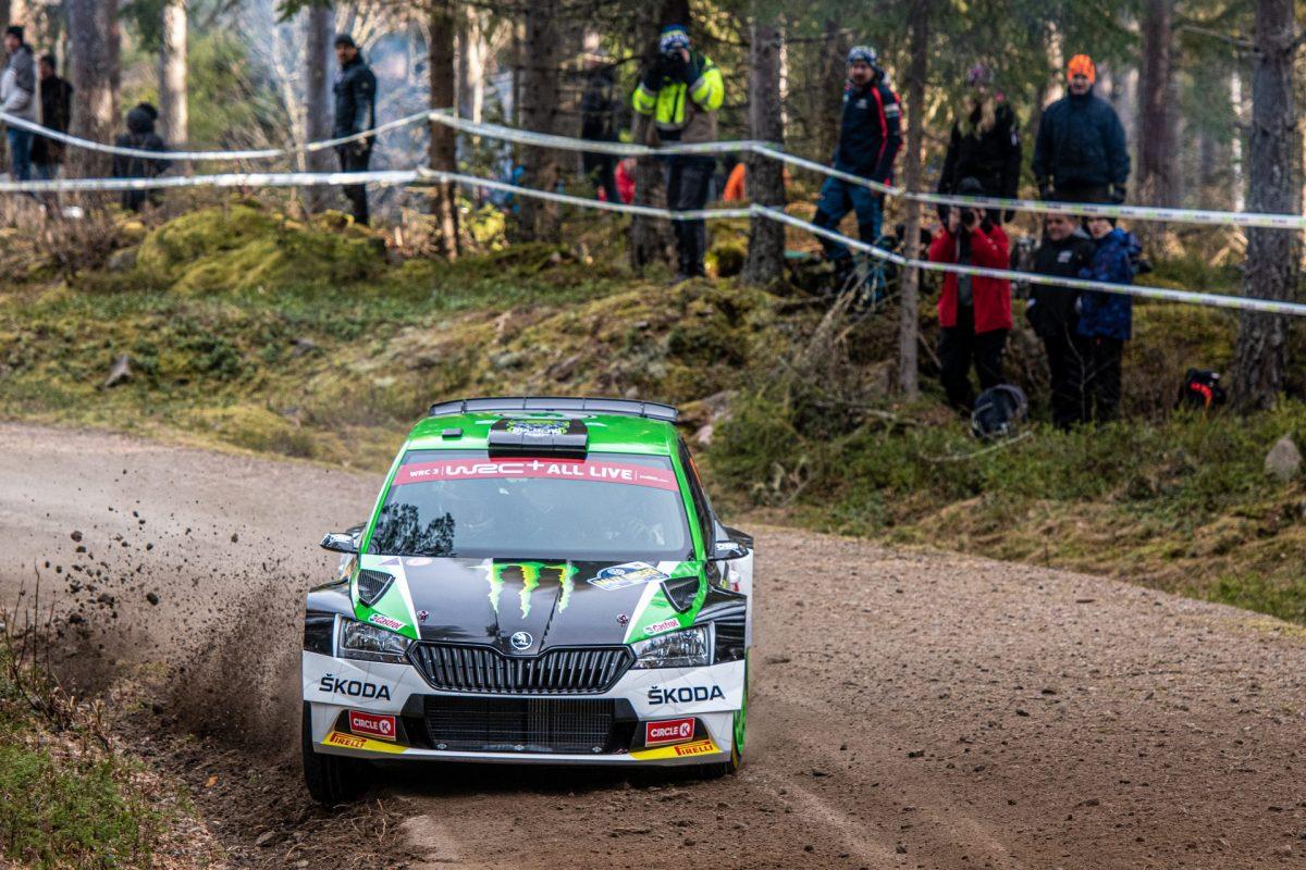 Příprava posádek Škoda Motorsport