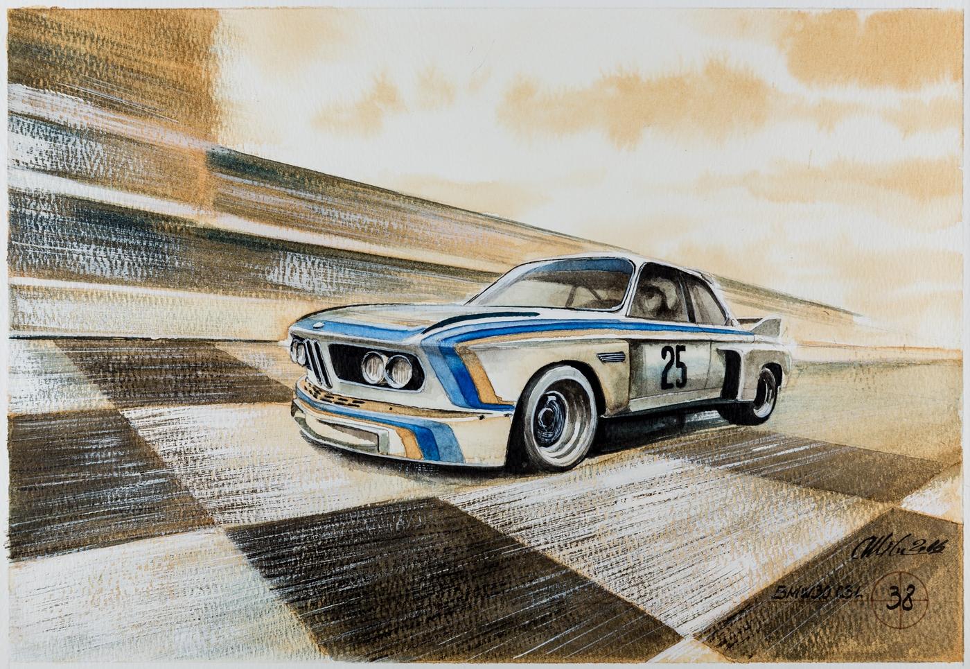 Historie loga BMW M
