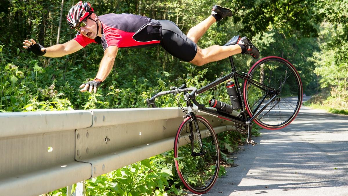Cyklisté většinu nehod zaviní sami, třetina navíc pod vlivem alkoholu