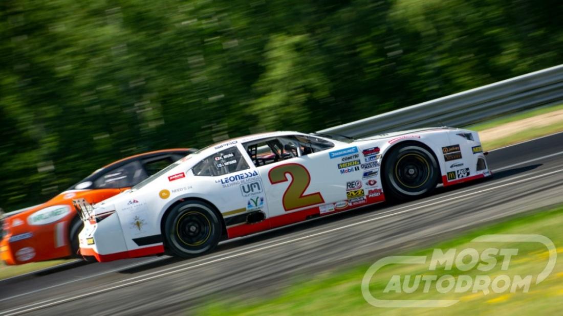 Mostecký závod evropské série NASCAR se pojede vpolovině listopadu