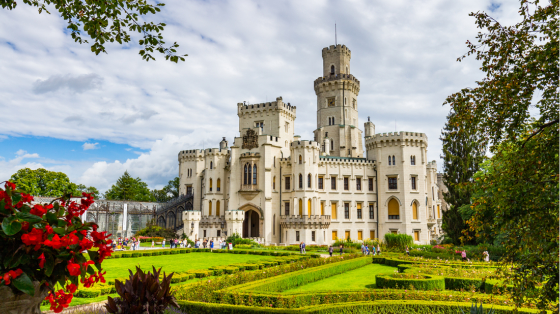 Hluboká nad Vltavou: Navštivte jeden znejkrásnějších českých zámků