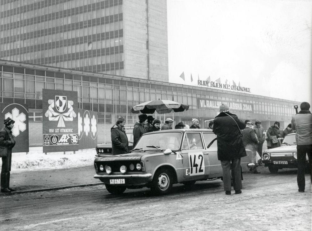 Jubilejní 50.ročník nejslavnější české rallye se odkládá na příští rok