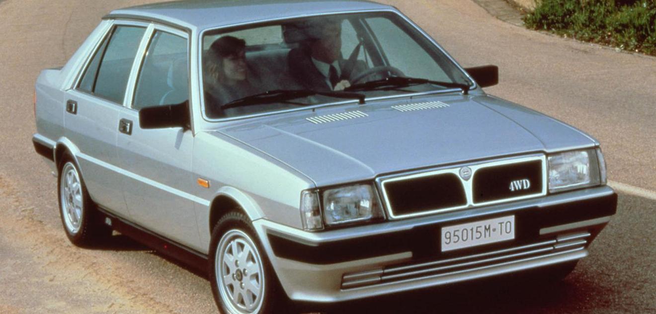Fotografie Lancia Prisma