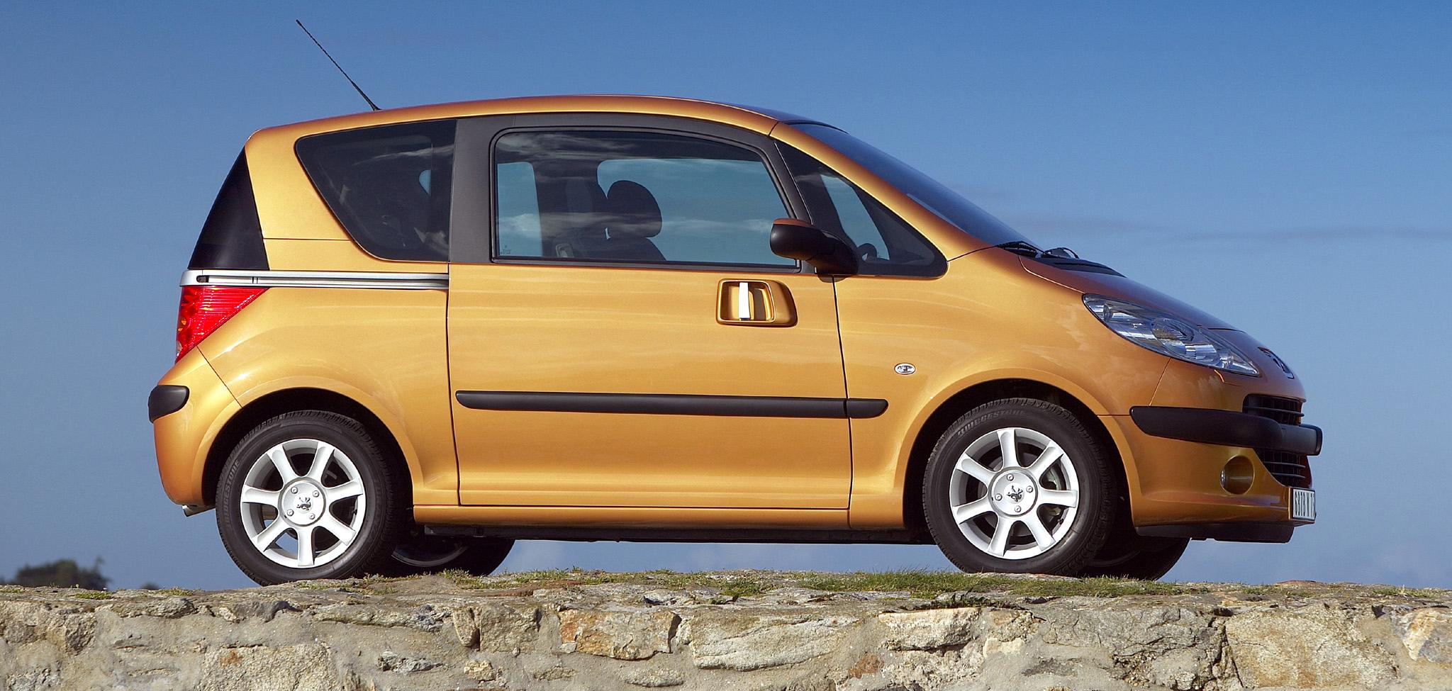 Fotografie Peugeot 1007