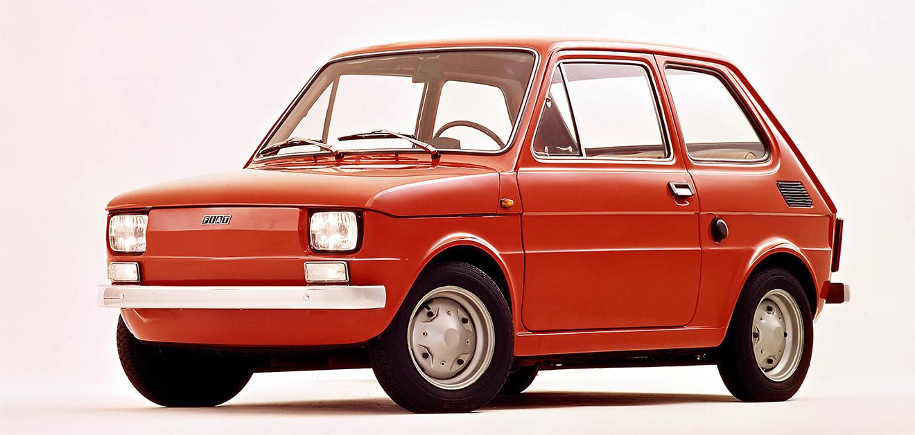 Fotografie Fiat 126