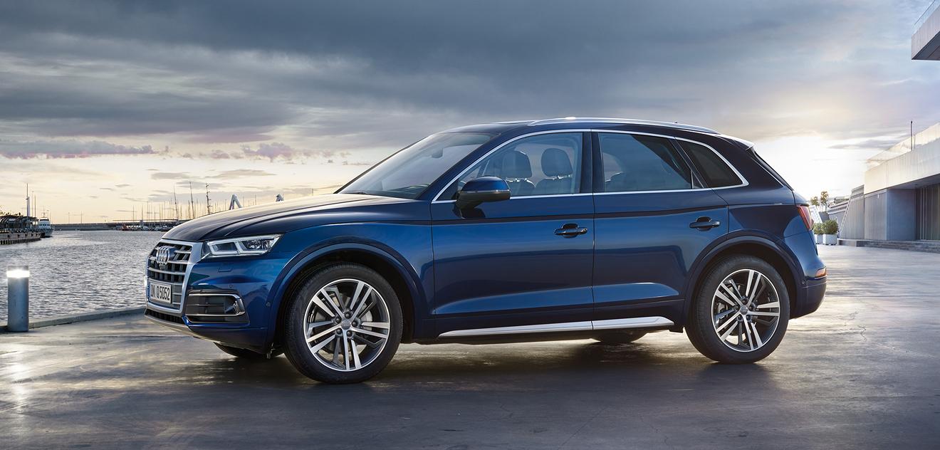 Fotografie Audi Q5