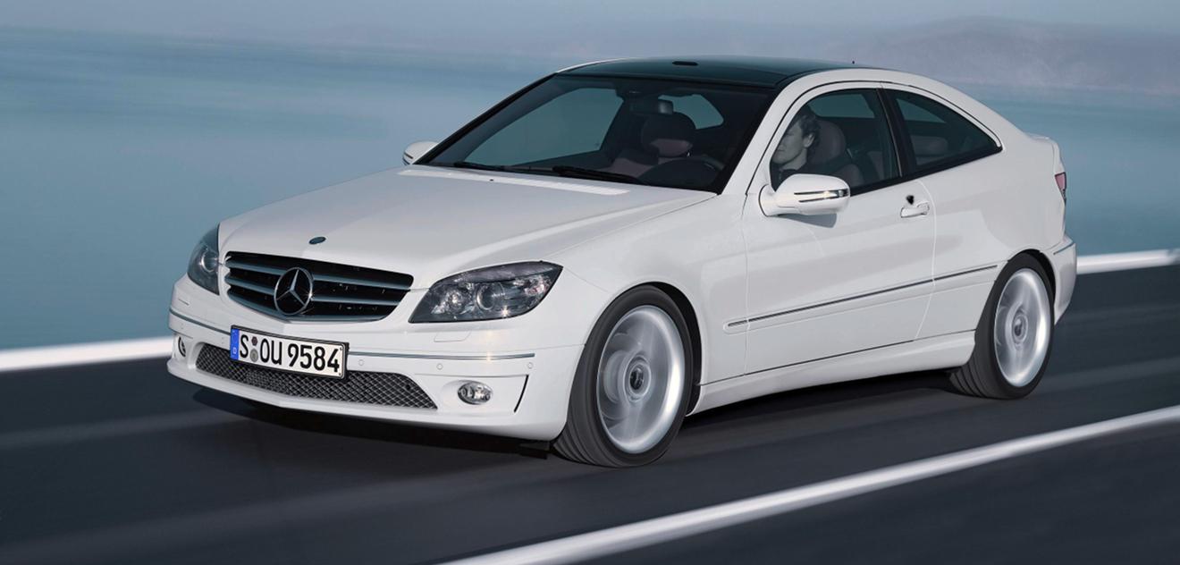 Fotografie Mercedes-Benz CLC