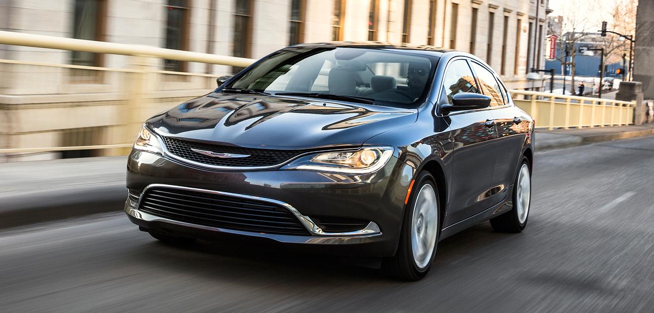 Fotografie Chrysler 200