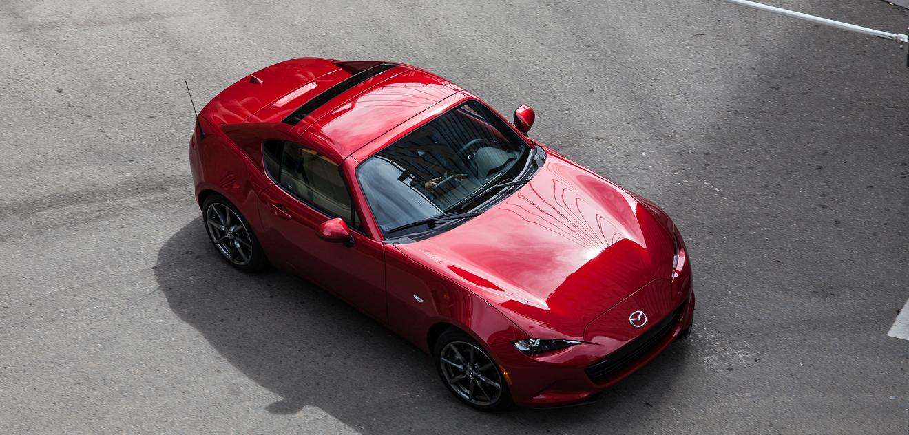 Fotografie Mazda MX-5