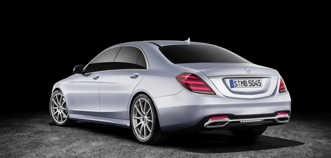 Fotografie Mercedes-Benz Třídy S