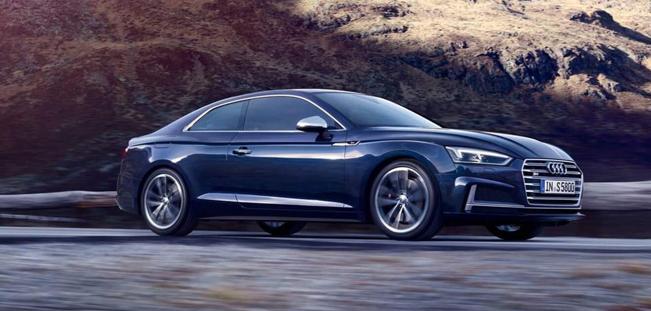 Fotografie Audi S5