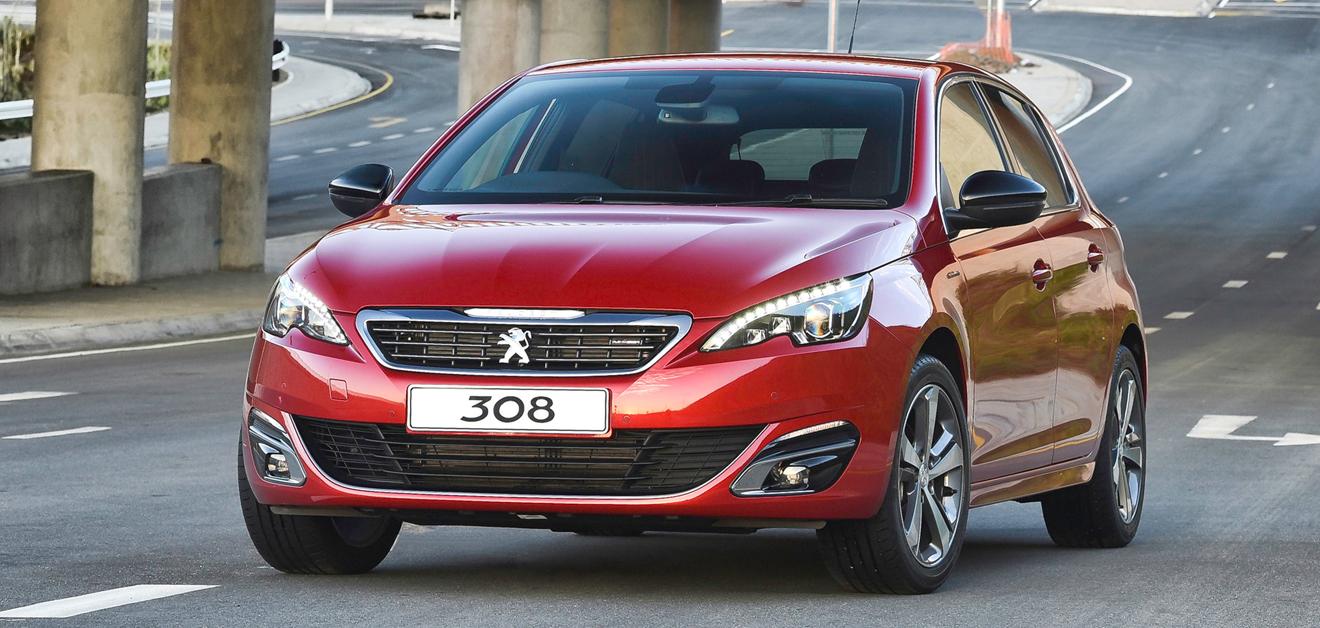 Fotografie Peugeot 308