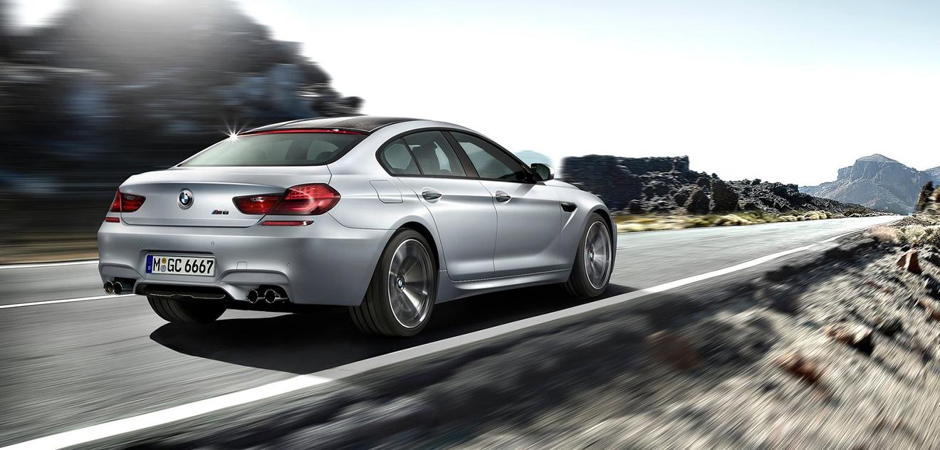 Fotografie BMW 6 gran coupé