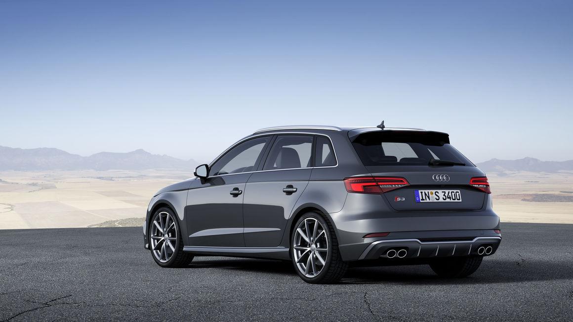 Fotografie Audi S3