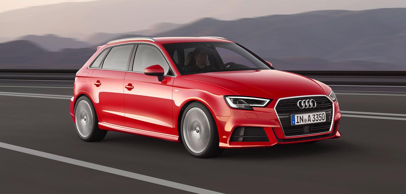 Fotografie Audi A3