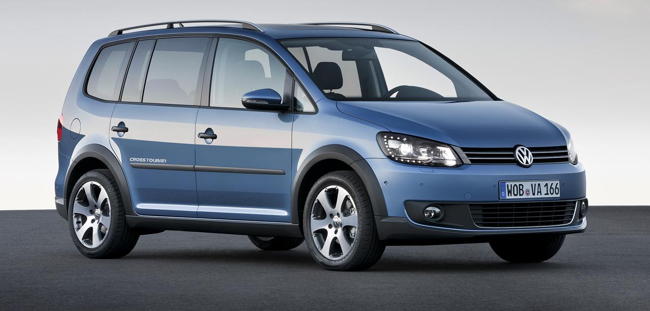 Fotografie Volkswagen CrossTouran