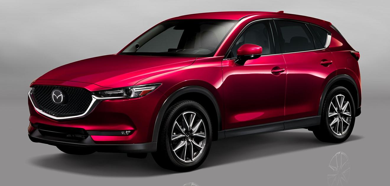 Fotografie Mazda CX-5