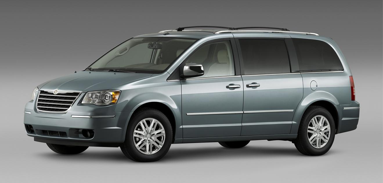 Fotografie Chrysler Voyager