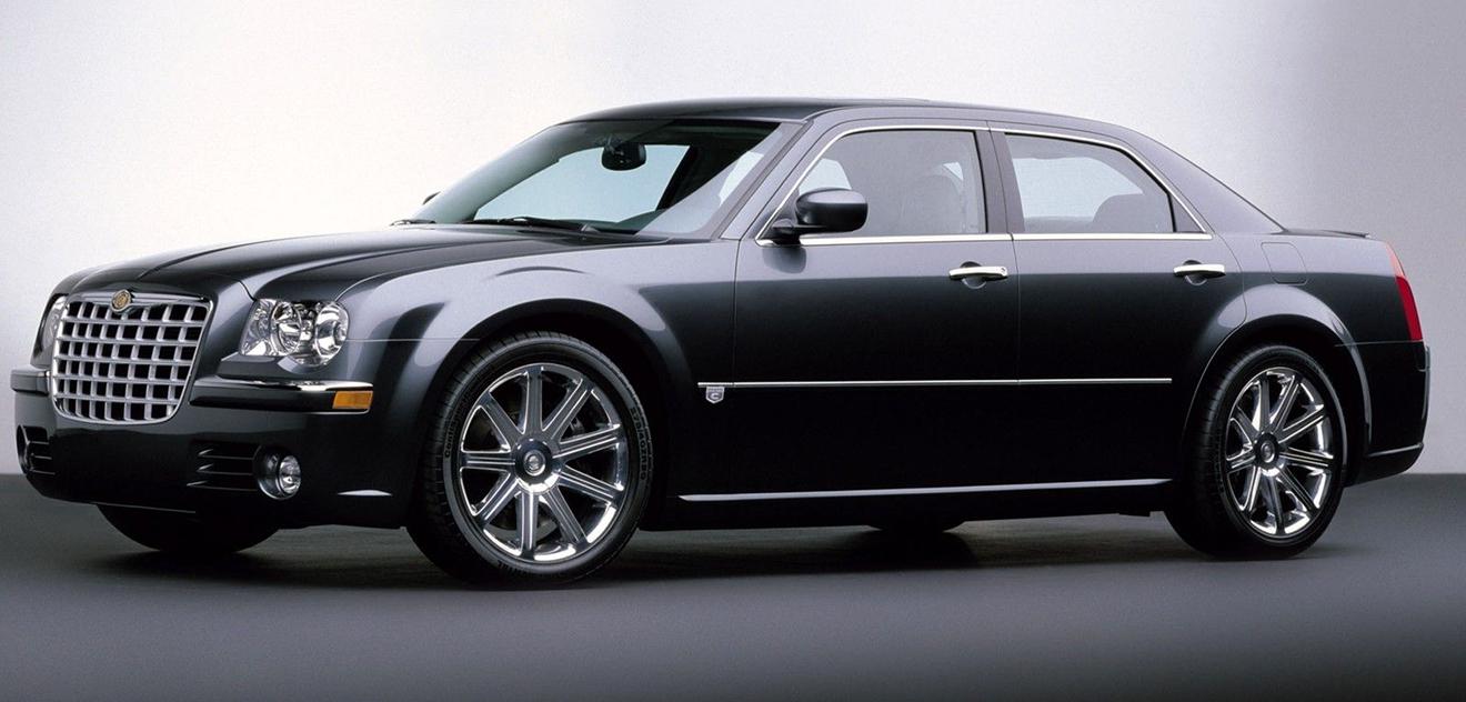 Fotografie Chrysler 300C