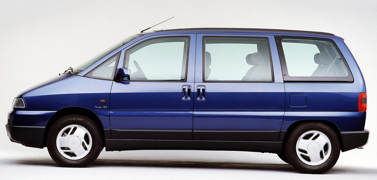 Fotografie Citroën Évasion