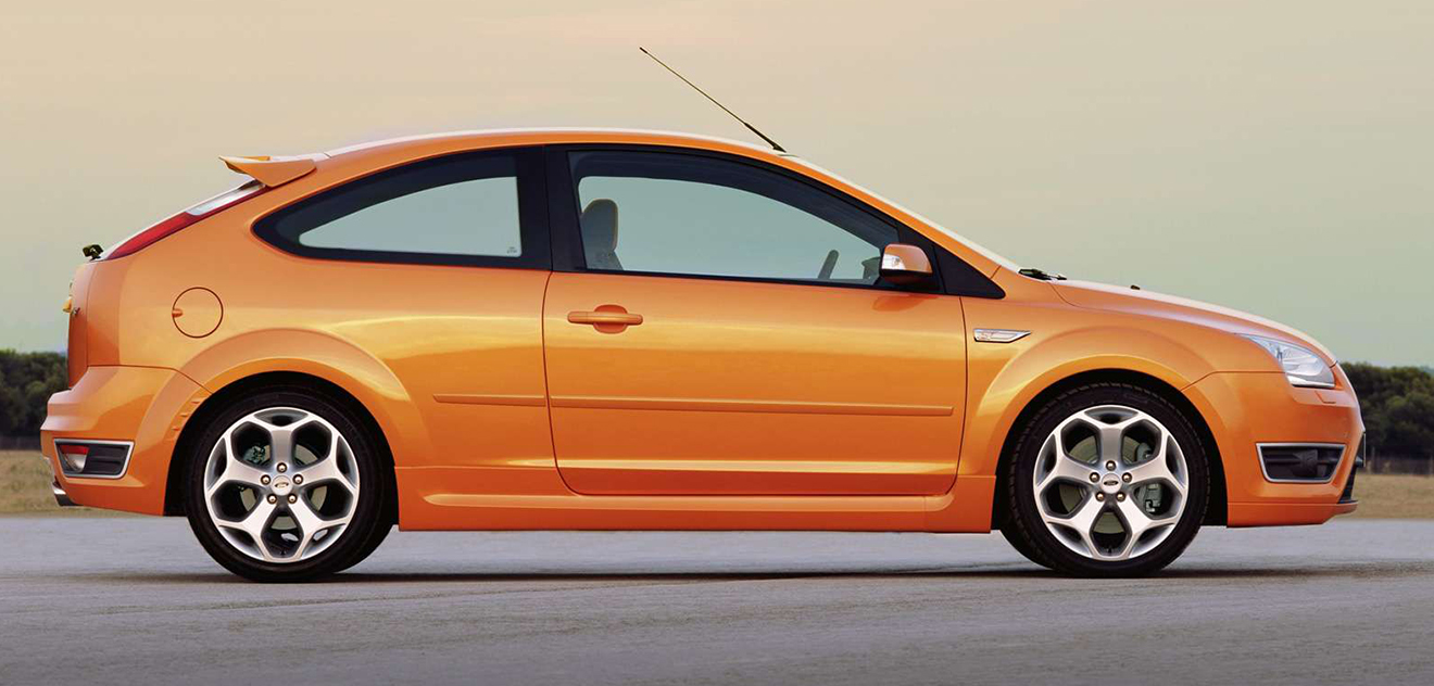 Fotografie Ford Focus