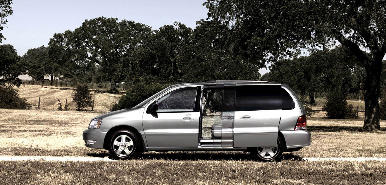 Fotografie Ford Freestar